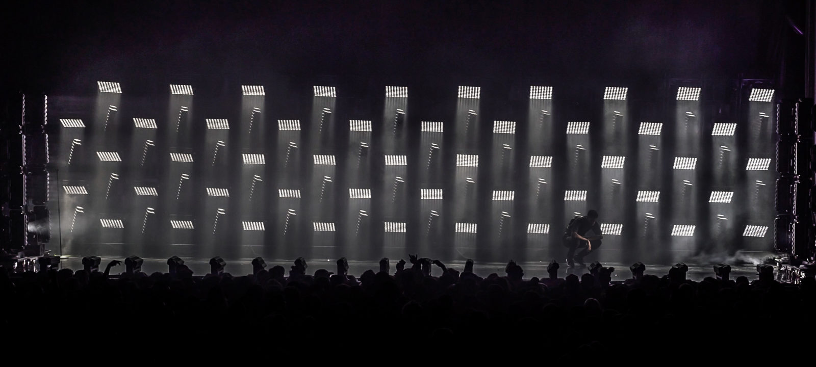 Ayrton lighting fixtures define looks for Vince Staples and
